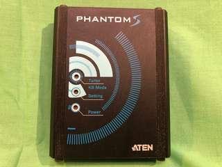 🚚 ATEN PHANTOM-S(FPS遊戲專用鍵鼠轉換器)UC410