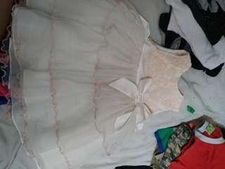 Birthday gown for baby