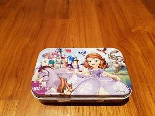 Princess Sofia 60 piece puzzle