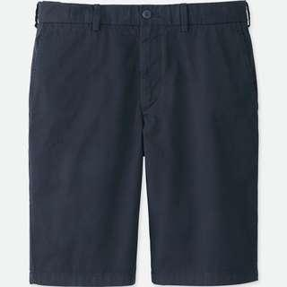 UniQlo Blue Chino Shorts [Brand New With Tag]