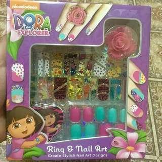 Ring & nail art for kids
