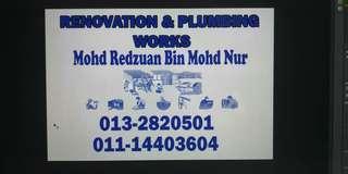 Banting Tukang Paip Dan Bumbung Bocor 0132820501 wan