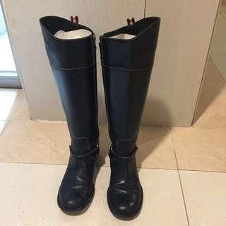 Bally genuine leather boots