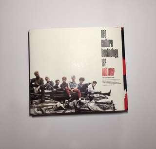 NCT 127 - 1st mini album (firetruck)