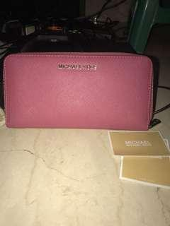Preloved authentic MK wallet