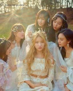 G Friend - Time For Us