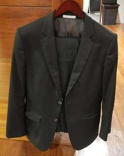 Zara Men's Suit (Blazer with Pants)