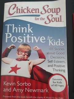 Chicken Soup for the Soul- think positive for kids