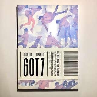 GOT7 - flight log: departure [SERENITY VERSION] (5th mini album)