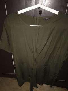 Top(army colour)