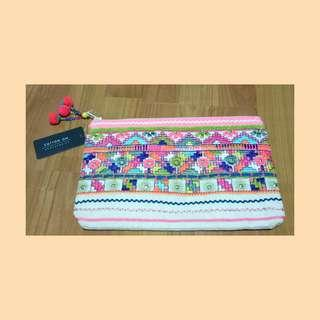 Cotton On Handmade Pouch Crochet