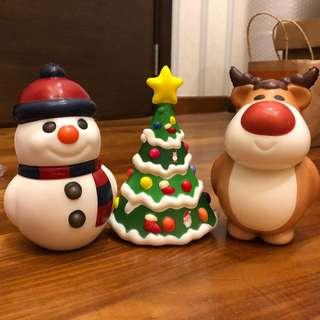 Christmas squishy set