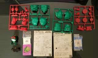 BANDAI 懷舊絕版 幪面超人 俱樂部 盒蛋 1990 JAPAN (V3 Amazon 亞馬遜) 送舊1號電單車 破損零件