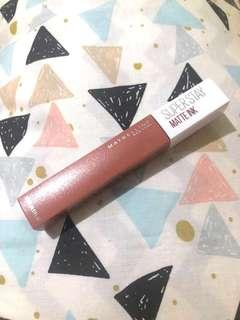 Maybelline Super Stay Matte Ink #65 Seductress
