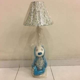 Table Lamp with Matching Soft Toy attached