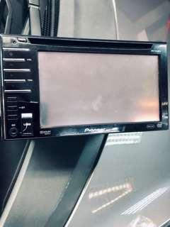 Pioneer dvd touch screen