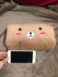 🚚 熊熊暖手枕
