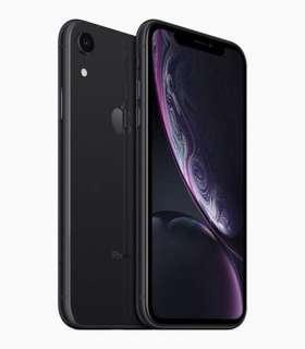 iPhone XR 128GB Black (Activated)