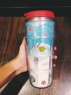 Starbucks Christmas edition tumblr
