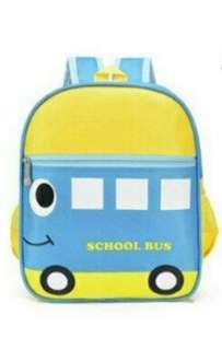 Kids Bus school bag