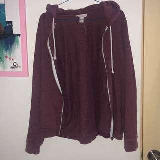Authentic Forever 21 Maroon Jacket
