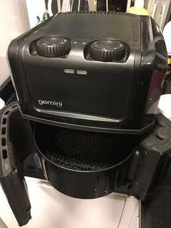 Gemini無油煎炸鍋
