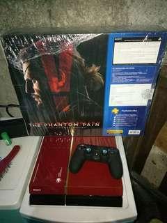 playstation 4 slim phantom pain edition 5.05 alam na