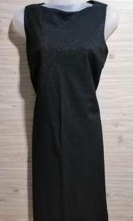 Black Dress / Office dress