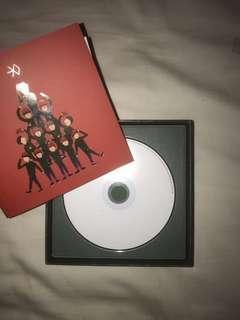 EXO Miracles in December Album (korean)