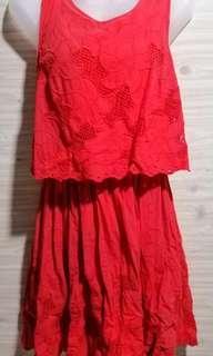 Dorothy Perkins Red Dress