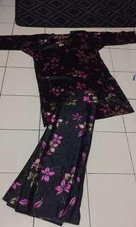 Baju Kurung saiz XL bahu 17.5inch
