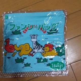 全新棉質布袋$8(包郵)