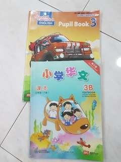 P3 Textbooks