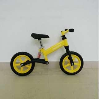 Balance Bike / Push Bike 3.8kg