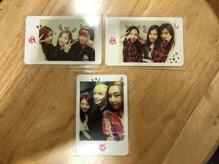(WTS) Twice Story Begins Group Photocards
