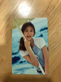 (WTS) Twice Tzuyu Jeju Island Photocard