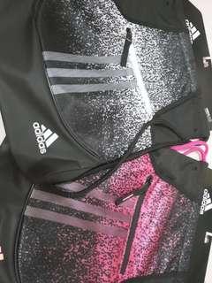 Adidas Straw String Bag