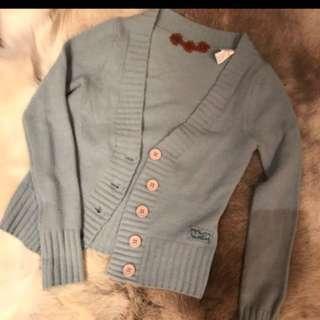 義大利品牌 miss sixty 羊毛外套