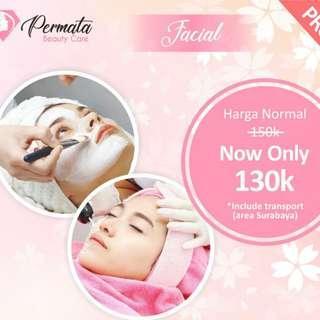 Facial Home Care Surabaya