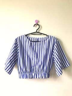 Striped top (Kendall Jenner Inspired)