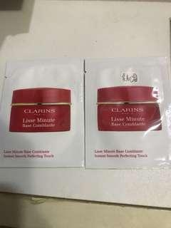 [包郵] Clarins sample ~ 美肌霜 2包