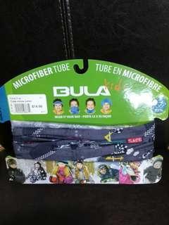全新~bula kids microfiber tube 多用途保暖巾