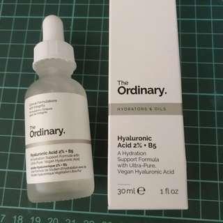 🚚 (全新)The ordinary 玻尿酸精華