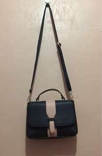 AUTH Verchini Sling Bag(free sf)