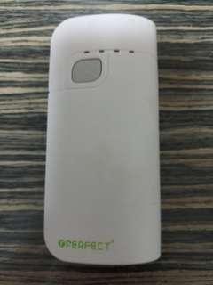 手機 外置充電器 充電寶 3000mAh 99%new