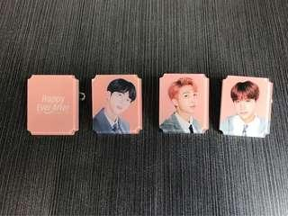 BTS 4th Muster Lucky Draw Pin Badge