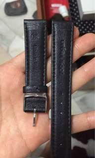 🚚 Vegan leather Watch straps 18mm