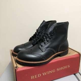 Red wing 8126 wing tips 限量版