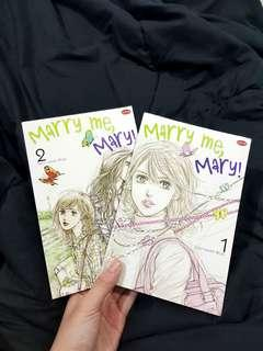 Marry me, Mary! by Soo-yeon Won (Series 1 & 2)