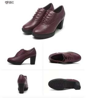 England style shoes